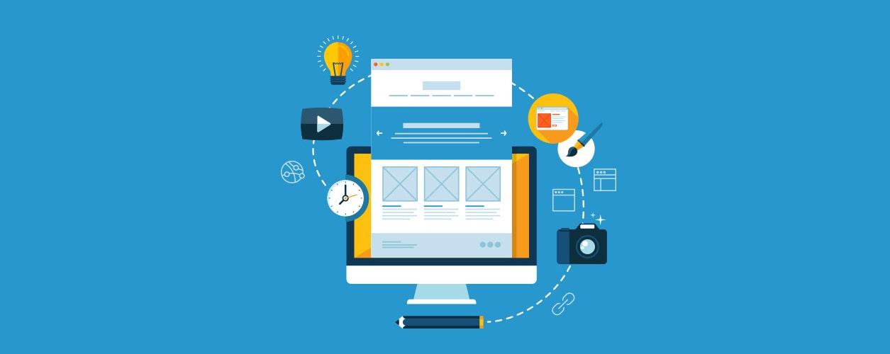 Website designer in Lahore