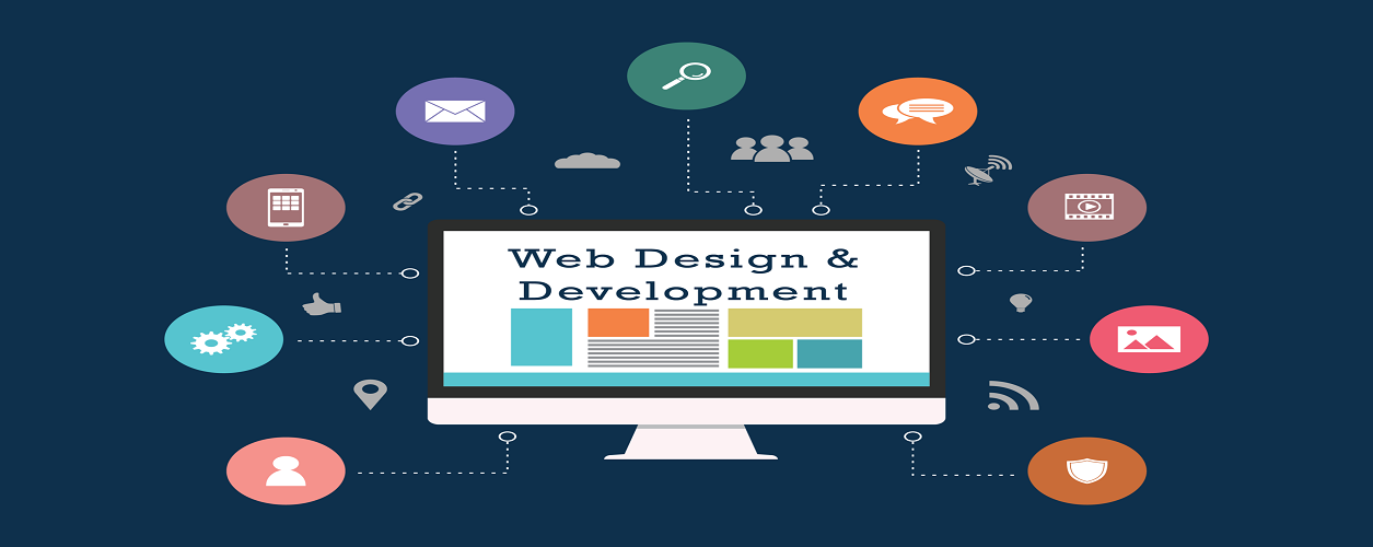 Selected at the beginning of the Web development courses in Lahore