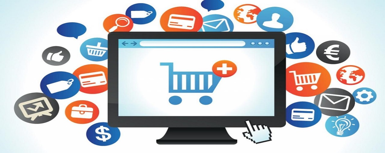 E-Commerce Web Designing course The Project is a Package of an Enterprise